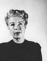 """Mildred Elizabeth Gillars (November 29, 1900 – June 25, 1988), nicknamed """"Axis Sally"""" along with Rita Zucca, was an American broadcaster employed by the Third Reich in Nazi Germany to proliferate propaganda during World War II. She was convicted of treason by the United States in 1949 following her capture in post-war Berlin."""