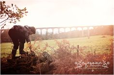 By the viaduct. For more #family #photography #inspiration visit www.eyesomephotography.com  #harrogate #family #photographer #children #photos #photoshoot #yorkshire