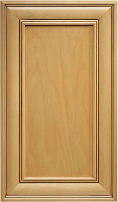 Islander paint grade with mdf panel cabinet doors by for Mdf painted cabinet doors