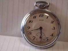 Pocket Watch EMME懐中時計手巻アンティーク Antique ¥5000yen 〆07月18日