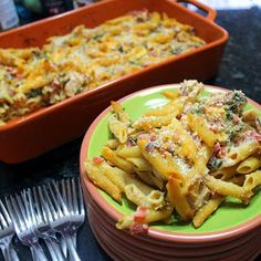 Inspired By eRecipeCards: Tex-Mex Spinach Mac and Cheese - 52 Uses for a Rotisserie Chicken FREEZABLE Casserole
