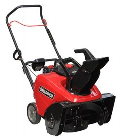 #Snapper 1695880 SS822E 22-Inch 205cc OHV Briggs & Stratton Gas Powered Single Stage Snow Thrower with Electric Start