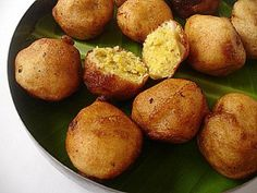 Purnam Boorelu - Undrallu, traditional Andhra sweet