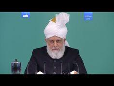 03.02.2017 hutbesi - Jalsa Salana'nın amacı Cuma Hutbesi 03-02-2017 - Islam Ahmadiyya