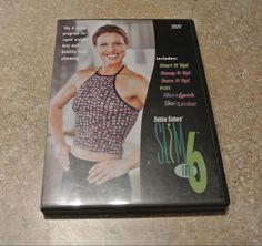 Slim in 6 Six Weeks Start R& Burn 6 Pack Limber Debbie Siebers 2 DVD Set  sc 1 st  Pinterest & 3 Pack Ziploc TableTops Dishware Dinner Plates w/ Lids Snap Seal New ...