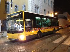 Lisbon Bus