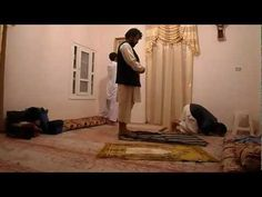 Men Praying in Herat, Afghanistan - YouTube