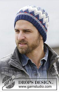 Ólafur Hat - Knitted