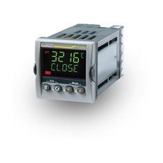 Controlador 3216 - Programador de 8 segmentos - Detección de averías en calefactores - Temporizador interno - Mensajes de texto dinámico - Recetas - Comunicaciones Modbus - Retransmisión de puntos de consigna a través de Modbus - Retransmisión analógica - Punto de consigna remoto - Texto de ayuda