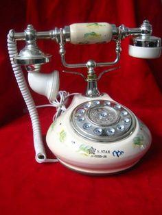 Telefones antigos - Compra - Venda