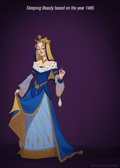 Disney Princess redesigns