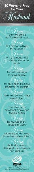 prayers for my future husband :)