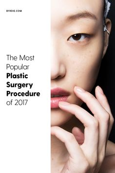 The plastic surgery procedure that everyone is getting