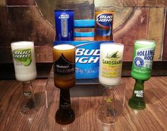 Six Pack of Scented Beer Bottle Candles (Get 6 for the Price of 5) Customize…