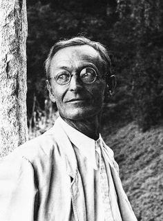 Unknown photographer, ca. 1929, Portrait of Hermann Hesse