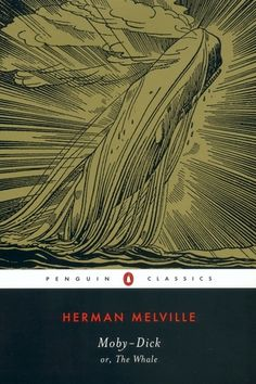 Moby Dick. Currently reading this. I started it a few months ago, but only got a little ways into it. Now I'm back in the line of fishing that whale out. :)