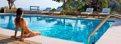 Hotel la Minerva& Swimming Pool and Pool Bar - Capri Outdoor Wood Furnace, Jorge Fernandez, Portal, Roman Pool, Surf, Online Shopping, Torrevieja, Pool Heater, Water Heaters