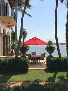 Defining Views: A Palm Beach Garden - Private Newport