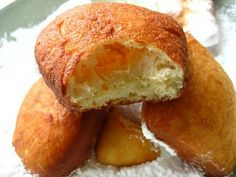 Home Cooking In Montana: Romanian Doughnuts....Gogosi