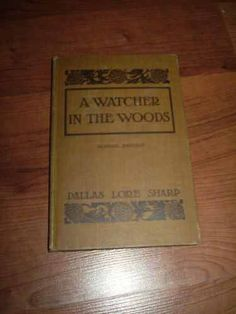 $9.00, A Watcher in the Woods. School Edition (Hardcover): A Watcher in the Woods. School Edition (Hardcover)  free shipping, used book Vintage ( 1916),hardcover shows wear on edges and corners of cover,binder and pages tight.There are pencil/ink writing on inside cover.All internal pages are intact and present.  All content is legible and present.Cosmetically this book is in very fair condition.            ...