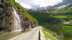 Travel's Best Road Trips 2014: Glacier National Park, Montana