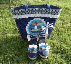 Capazo y zapatillas Irene