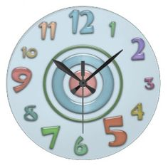 Clock For Kids | Fun & Fashionable Home Accessories And Decor