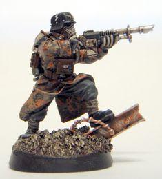 imperial guard scratchbuilt tanks - Google Search