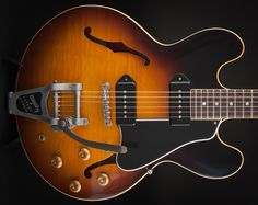 Gibson Memphis 1961 ES-330 VOS with Bigsby via World Guitars (UK)