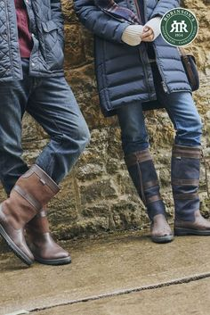 Country boots for all conditions from Dubarry of Ireland. Shop in-store and online. Featured: Dubarry Kildare & Dubarry Galway (both unisex styles). #robinsonsshoes #dubarryofireland #dubarryboots #dubarrygalway Dubarry Boots, Sailing Boots, Country Boots, Unisex Fashion, Robin, Men's Shoes, Sons, Footwear, Shopping