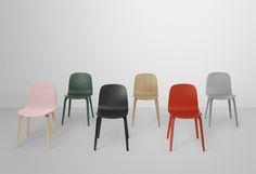 Visu Wood chair