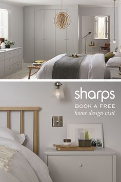 Book a free home design visit and experience a wardrobe created with your needs and dreams in mind.