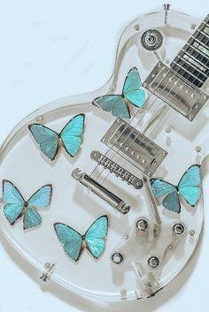 Safra Electric Guitar on BehanceYou can find Electric guitars and more on our website.Safra Electric Guitar on Behance Guitar Painting, Guitar Art, Cool Guitar, Ukulele Art, Guitar Drawing, Ukelele, Guitar Tattoo, Music Aesthetic, Blue Aesthetic