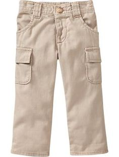 Twill Cargo Pants for Baby | Old Navy