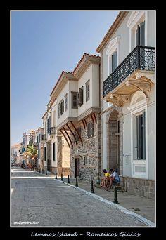 Η εξαιρετική ομορφιά των αρχοντικών του Ρωμέικου Γιαλού!  Φωτό: Βασίλης Πρωτόπαπας