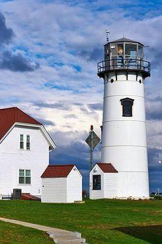 Chatham Lighthouse at Cape Cod #TravelDestinationsUsaBoston