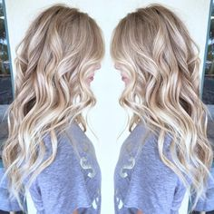 Beautiful Blonde by Habit Salon