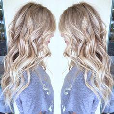 Beautiful Blonde by Habit Salon