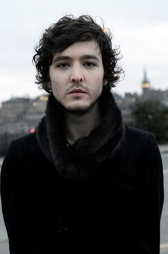 Alex Vlahos, he keeps getting more and more attractive!