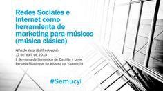 Redes Sociales e Internet como herramienta de marketing para músicos (música clásica)