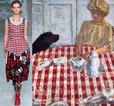art and fashion Kimora Lee Simmons, Julia Louis Dreyfus, Pierre Bonnard, Paris Jackson, Classic Paintings, Mark Rothko, 1 Peter, Jackson Pollock, Grace Kelly