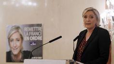 Marine Le Pen (alias Robin Hood pour son électorat) ne risque pas grand Chose d'une Levée d'Immunité Parlementaire.