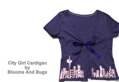 Do-It-Yourself: Make a Cardigan From a T-shirt