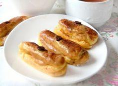 Denny Chef Blog: Mini Eclairs al caffè