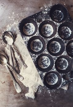 Messy Muffin Pan by onegirlinthekitchen, via Flickr
