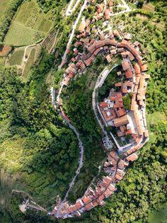 Motovun/Montona, Istria, Croatia