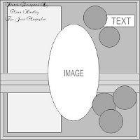 Magnolia Cards by Kim Piggott: Just Magnolia week 13 - Mina's Sketch....
