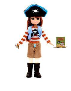 Lottie Pirate Girl