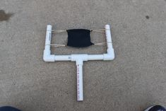 pvc projects | Build the sling shot as pictured above. We used the 6 inch piece for ...
