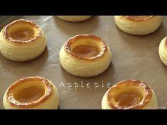 귀여운 애플파이 만들기 how to make apple pie/how to make mini apple pie_sweet cocina Mini Apple Pies, Mini Pies, Good Food, Yummy Food, Peanut Butter Oatmeal, Sausage Rolls, Cookie Pie, Asian Desserts, Cheesecake